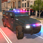 American Police Car Driving: Offline Games No Wifi 1.6 (MOD, Unlimited Money)