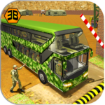 Army Bus Driving 2019 – Military Coach Transporter 1.0.9 (MOD, Unlimited Money)