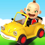 Baby Car Fun 3D – Racing Game 210108 (MOD, Unlimited Money)