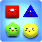 Baby Learning Shapes for Kids 3.0.01 (MOD, Unlimited Money)