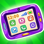 Babyphone & tablet – baby learning games, drawing 2.3.22  (MOD, Unlimited Money)