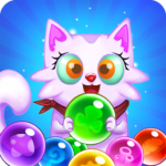 Bubble Shooter: Free Cat Pop Game 2019 1.25 (MOD, Unlimited Money)