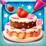 🍰👩🍳👨🍳Cake Shop 2 – To Be a Master 5.8.5052  (MOD, Unlimited Money)