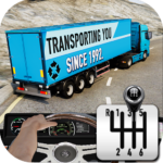 Cargo Delivery Truck Parking Simulator Games 2020 1.37 (MOD, Unlimited Money)