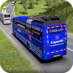 Coach Bus Driving 2020 : New Free Bus Games 1.0 (MOD, Unlimited Money)
