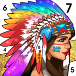 Color by Number – Happy Paint  2.6.5 (MOD, Unlimited Money)