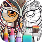 Coloring Book for family 3.2.1 (MOD, Unlimited Money)