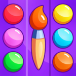 Colors for Kids, Toddlers, Babies – Learning Game 4.3.12    (MOD, Unlimited Money)