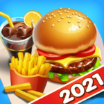 Cooking City: frenzy chef restaurant cooking games  v2.22.5063  (MOD, Unlimited Money)