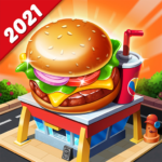 Cooking Crush: New Free Cooking Games Madness  1.4.0 (MOD, Unlimited Money)