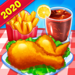 Cooking Dream: Crazy Chef Restaurant Cooking Games  6.16.200 (MOD, Unlimited Money)