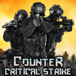 Counter Critical Strike CS: Army Special Force FPS 3.0 (MOD, Unlimited Money)