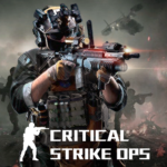 Critical Strike Ops – FPS 3D shooting Game 2.0.9 (MOD, Unlimited Money)