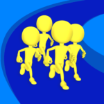 Crowd Runners 1.0.19 (MOD, Unlimited Money)