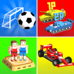 Cubic 2 3 4 Player Games 2.2 (MOD, Unlimited Money)