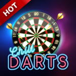 Darts and Chill: super fun, relaxing and free 1.659 (MOD, Unlimited Money)