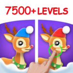 Differences in Eyes, Find & Spot all Differences 1.9.5    (MOD, Unlimited Money)