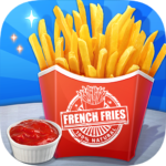 Fast Food – French Fries Maker 1.3 (MOD, Unlimited Money)