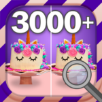 Find & Spot the difference game – 3000+ Levels 1.3.08   (MOD, Unlimited Money)
