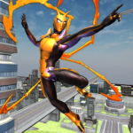 Flying Spider Hero Two -The Super Spider Hero 2020 0.2.7 (MOD, Unlimited Money)