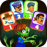 Four guys & Zombies (four-player game) 1.0.2 (MOD, Unlimited Money)