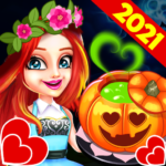 Halloween Cooking : Chef Restaurant Cooking Games v1.4.46  (MOD, Unlimited Money)