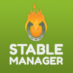Hooves of Fire Horse Racing Game: Stable Manager 4.23 (MOD, Unlimited Money)