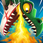 Hungry Dragon  3.12 (MOD, Unlimited Money)