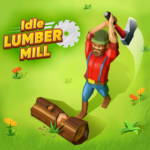Idle Lumber Mill 1.4.1 (MOD, Unlimited Money)