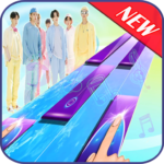 Life Goes On BTS Piano Game Magic 1.4 (MOD, Unlimited Money)
