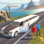 Limousine Taxi Driving Game 1.14  (MOD, Unlimited Money)
