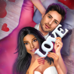 Magic Red Rose Story –  Love Romance Games 1.22-googleplay (MOD, Unlimited Money)