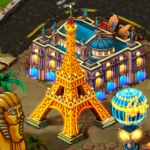 Magica Travel Agency – Match 3 Puzzle Game 1.2.9 (MOD, Unlimited Money)