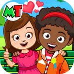 My Town : Best Friends' House games for kids 1.12  (MOD, Unlimited Money)