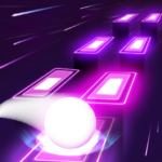 Neon Tiles Hop Color Ball : Forever Dancing Ball 1.5 (MOD, Unlimited Money)