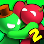Noodleman.io 2 – Fun Fight Party Games 3.1MOD, Unlimited Money)