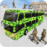 Offroad New Army Bus Game 2019 1.6 (MOD, Unlimited Money)
