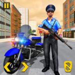 Police Moto Bike Chase Crime Shooting Games 2.0.21  (MOD, Unlimited Money)