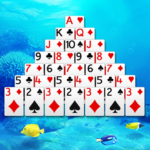 Pyramid Solitaire 2.9.502  (MOD, Unlimited Money)