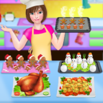 Royal Cooking Restaurant Chef: World Food Cuisine 1.0.4 (MOD, Unlimited Money)