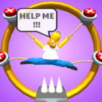 Save the Dude! Rope Puzzle Game 1.0.75  (MOD, Unlimited Money)