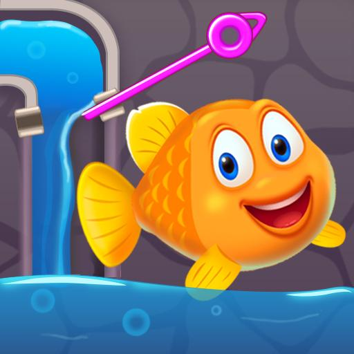 Save the Fish – Pull the Pin Game 12.0  (MOD, Unlimited Money)