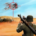 Sky war fighter jet: Airplane shooting Games 1.9 (MOD, Unlimited Money)