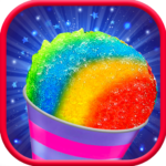 Snow Rainbow Ice Cone Maker: Icy Candy fun 1.0.9 (MOD, Unlimited Money)