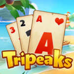 Solitaire TriPeaks Adventure – Free Card Game 2.4.1  (MOD, Unlimited Money)