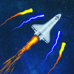 Space Storm: Asteroids Attack 1.9.8  (MOD, Unlimited Money)