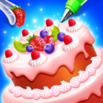 🍰💛Sweet Cake Shop – Cooking & Bakery  (MOD, Unlimited Money)