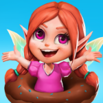 Tastyland- Merge 2048, cooking games, puzzle games 1.4.0  (MOD, Unlimited Money)