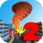 Tornado.io 2 – The Game 3D 1.9.4 (MOD, Unlimited Money)