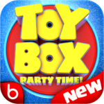 Toy Box Story Party Time – Free Puzzle Drop Game! 520  (MOD, Unlimited Money)